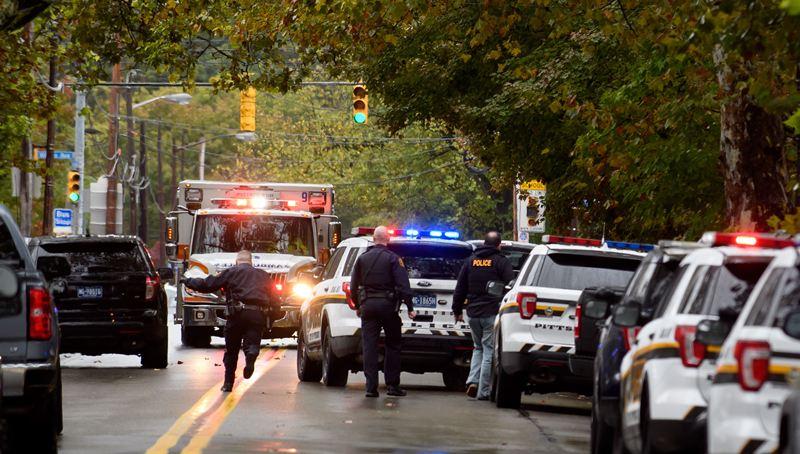 Tersangka Penembakan Pittsburgh <i>Posting</i> Pesan Antisemit