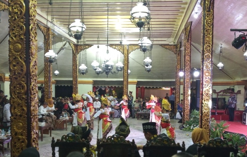 Royal Dinner Awali Festival Keraton dan Masyarakat Adat Asean
