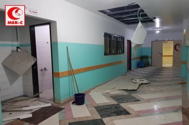 Pasien dan Staf RS Indonesia di Gaza Trauma