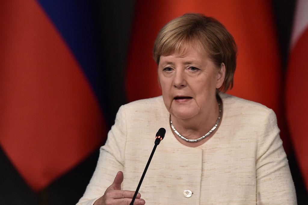 Jerman Desak Uni Eropa Tangguhkan Ekspor Senjata ke Saudi