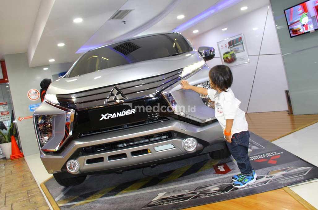 Mengenal Dunia Otomotif ala Mitsubishi di KidZania
