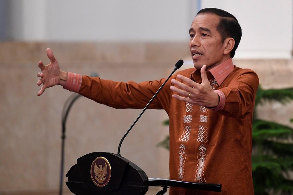 Jokowi Hadiri Puncak Perayaan Sumpah Pemuda di Bogor