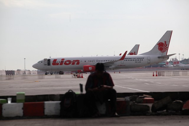 Tim Polri Diterjunkan Mencari Lion Air JT610
