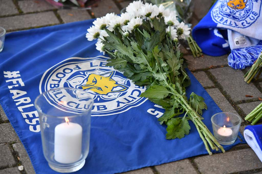 Ucapan Bela Sungkawa Mengalir untuk Bos Leicester