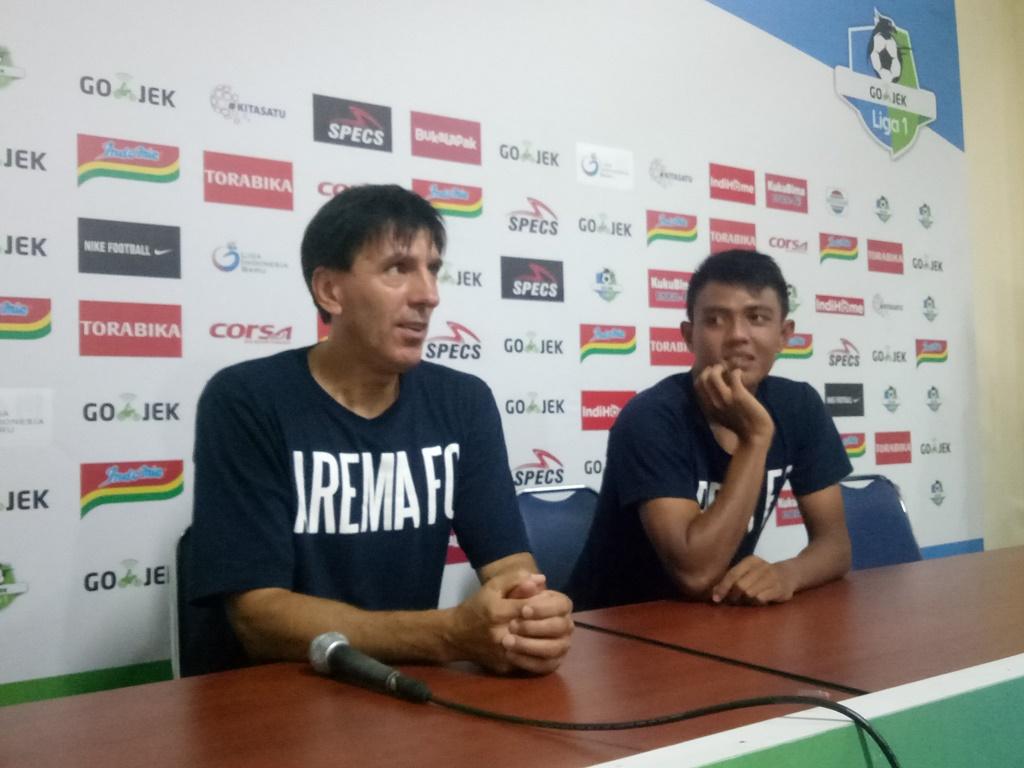 Milan Petrovic: Satu Minggu yang Sempurna untuk Arema