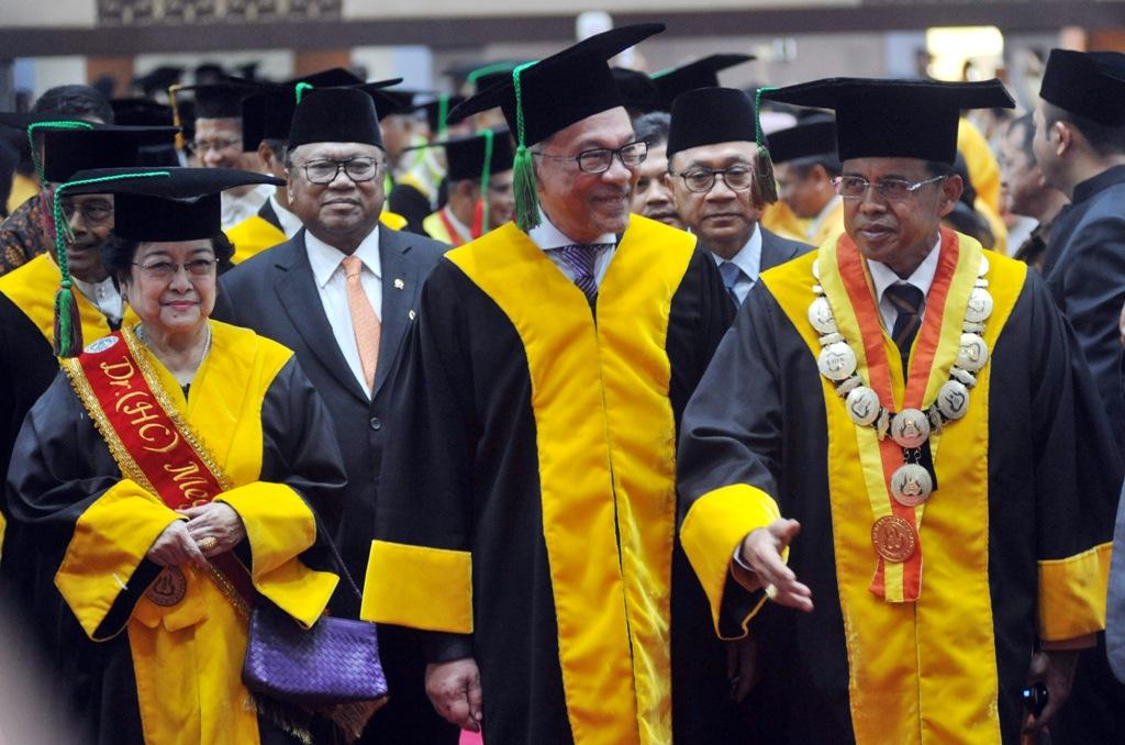 UNP Anugerahi Anwar Ibrahim Doktor <i>Honoris Causa</i>