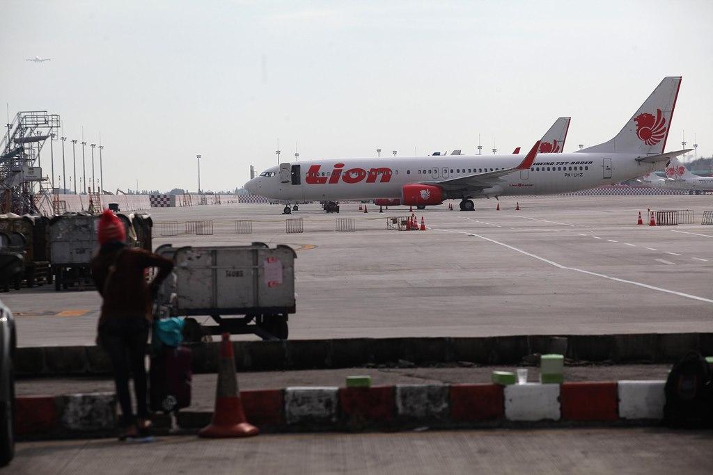 Dua Korban Menumpang Lion Air Usai Saksikan Laga Timnas U-19