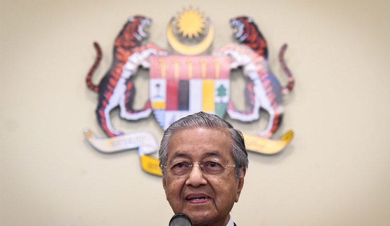 Duka Mahathir Mohamad Atas Tragedi Lion Air JT610