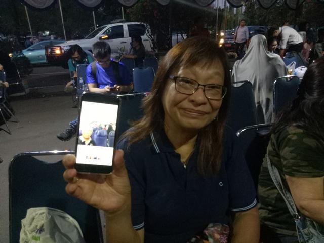 Korban Sempat <i>Selfie </i> Sebelum Pesawat Lepas Landas