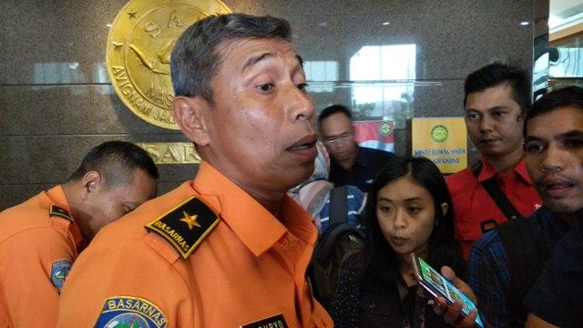 Basarnas Kebut Pencarian Korban Lion Air JT610