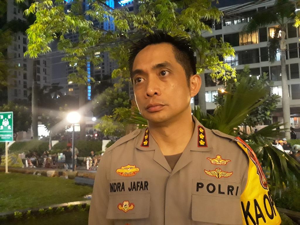 Polisi Cari Provokator Demo Grab Ricuh