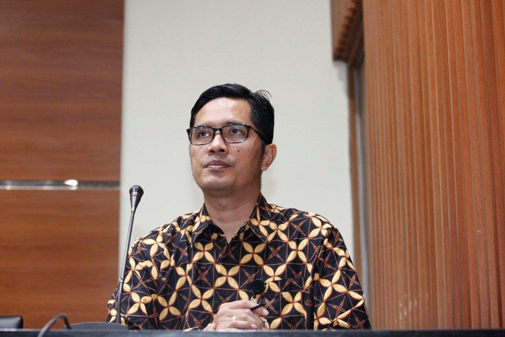 Dalami OTT DPRD Kalteng, KPK Geledah Tiga Lokasi