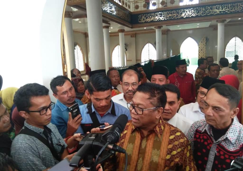 Ketua DPD Berduka atas Jatuhnya Pesawat Lion Air