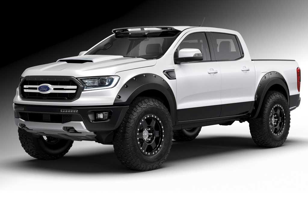 Ford Hadirkan Ranger <i>Custom</i> di SEMA 2018