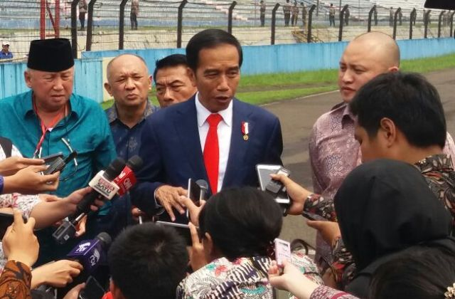 Jokowi Sebut Harga Bahan Pokok Stabil