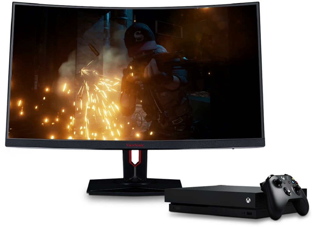 XG3240C Jadi Monitor Gaming Lengkung Terbaru ViewSonic