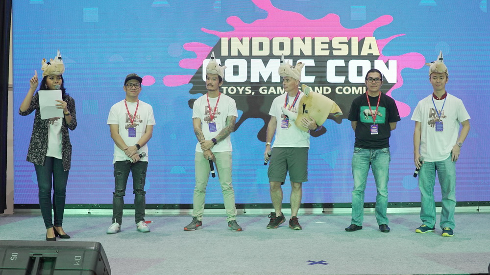 Riki The Rhino, Film Animasi Bertema Konservasi Badak Indonesia