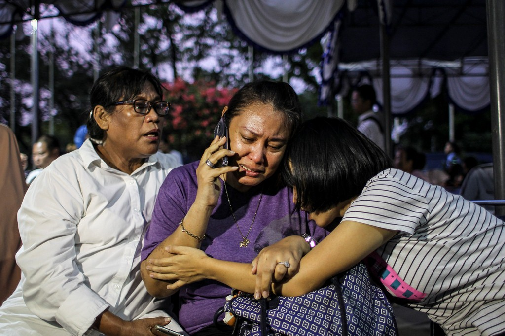 Keluarga Korban Dapat Santunan Rp50 Juta