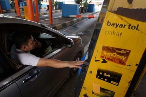 Jalan Tol di Makassar 100 Persen bakal Non Tunai