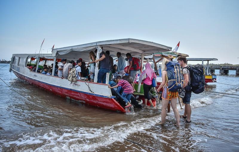 Wisatawan Kembali Berdatangan ke Lombok