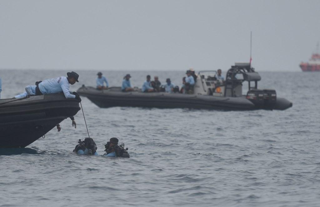 Alat yang Menemukan Air Asia Digunakan Mencari JT610
