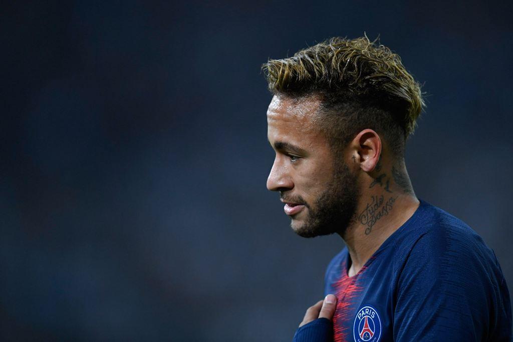 Ini Dua Sosok yang Jadi Panutan Neymar