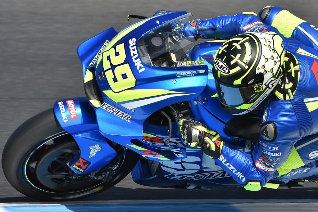 Iannone Masih Heran Dirinya tak Lagi Diinginkan Suzuki