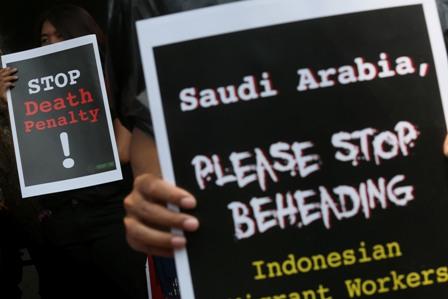 Pemerintah Didesak Memanggil Dubes Arab Saudi