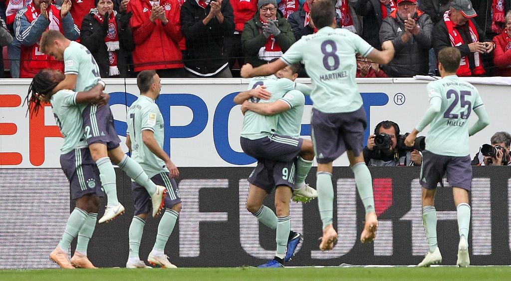 Bungkam Roedinghausen, Muenchen Melaju ke Babak 16 Besar DFB Pokal
