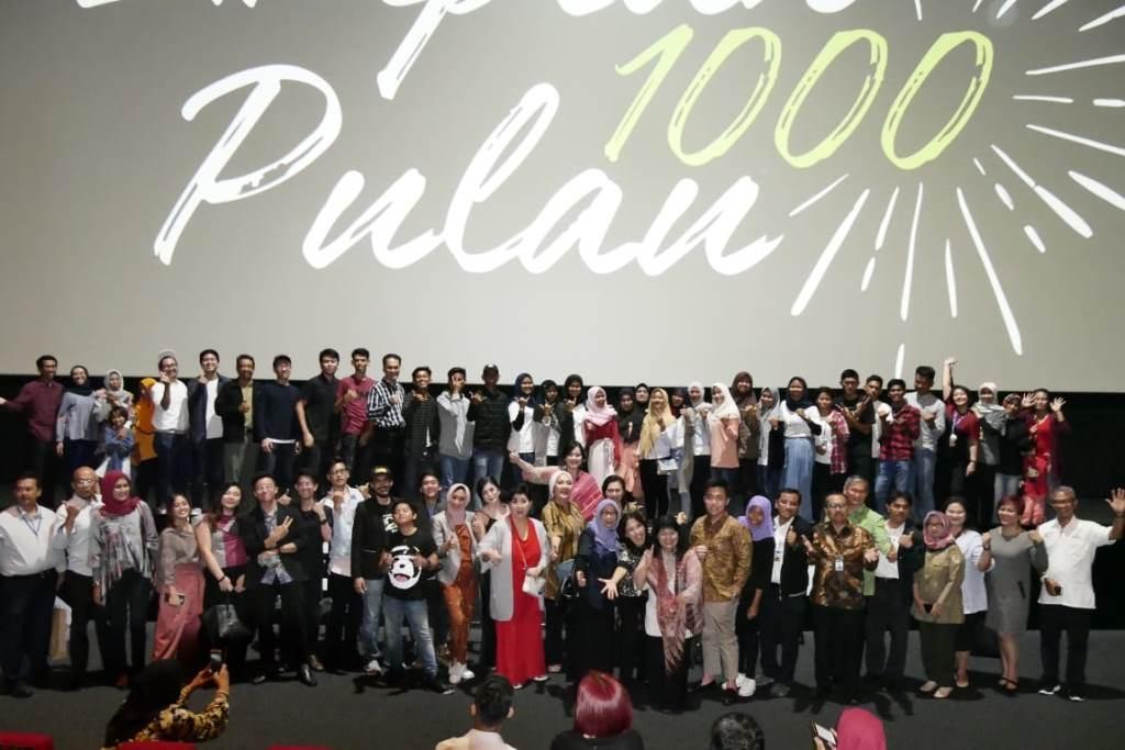 Film Impian 1000 Pulau Angkat Nilai Revolusi Mental