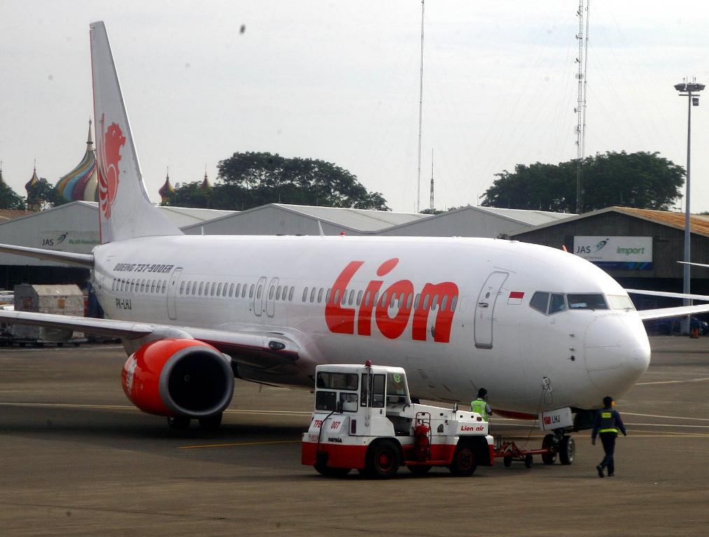 Lion Air Milik Indonesia