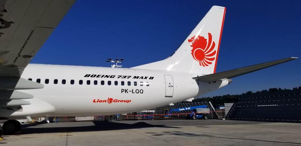 Lion Air Masih Operasikan Pesawat Boeing 737 Max 8