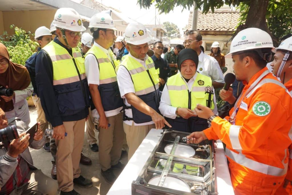 PGN Bangun Jargas di Pasuruan-Probolinggo
