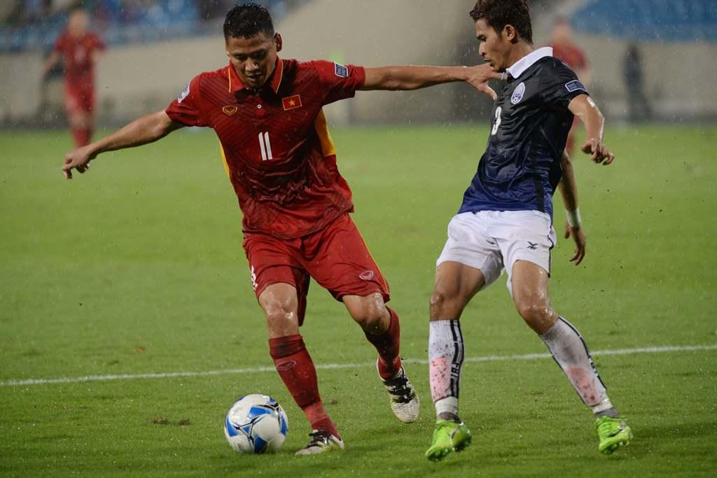 Timnas Vietnam Rilis 25 Pemain untuk Piala AFF 2018