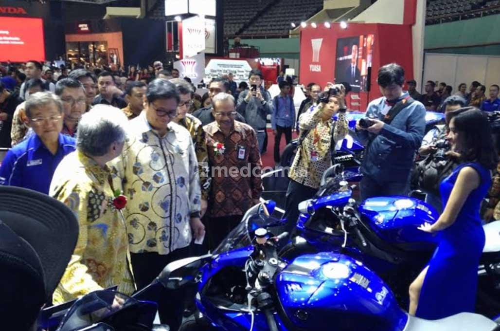 AISI Optimis Penjualan Sepeda Motor Capai 6,3 juta unit