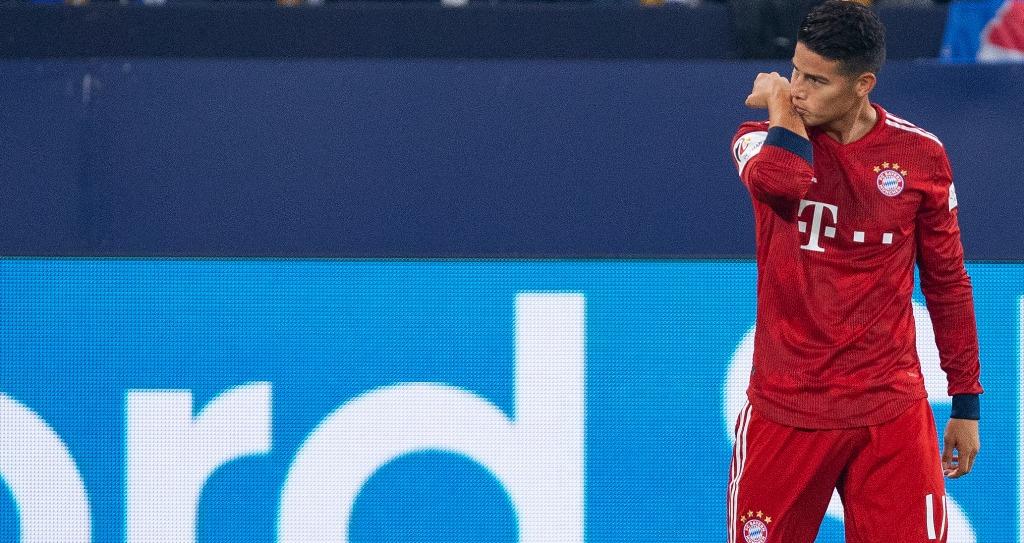 Juventus Tawar James Rodriguez di Bursa Transfer Musim Dingin