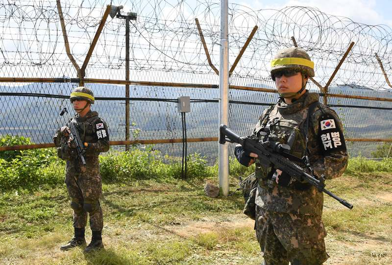 Warga Korsel Bisa Tolak Wajib Militer Atas Dasar Keyakinan