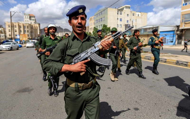 Inggris Dukung Imbauan Gencatan Senjata di Yaman