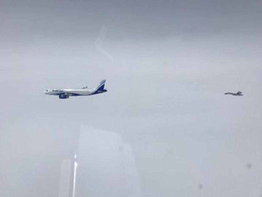 Pesawat Asing yang Diusir TNI AU milik Maskapai Brunei