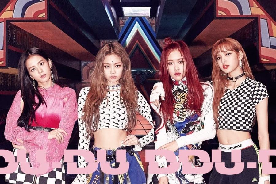 Singel Terbaru Blackpink Pecahkan Rekor BTS