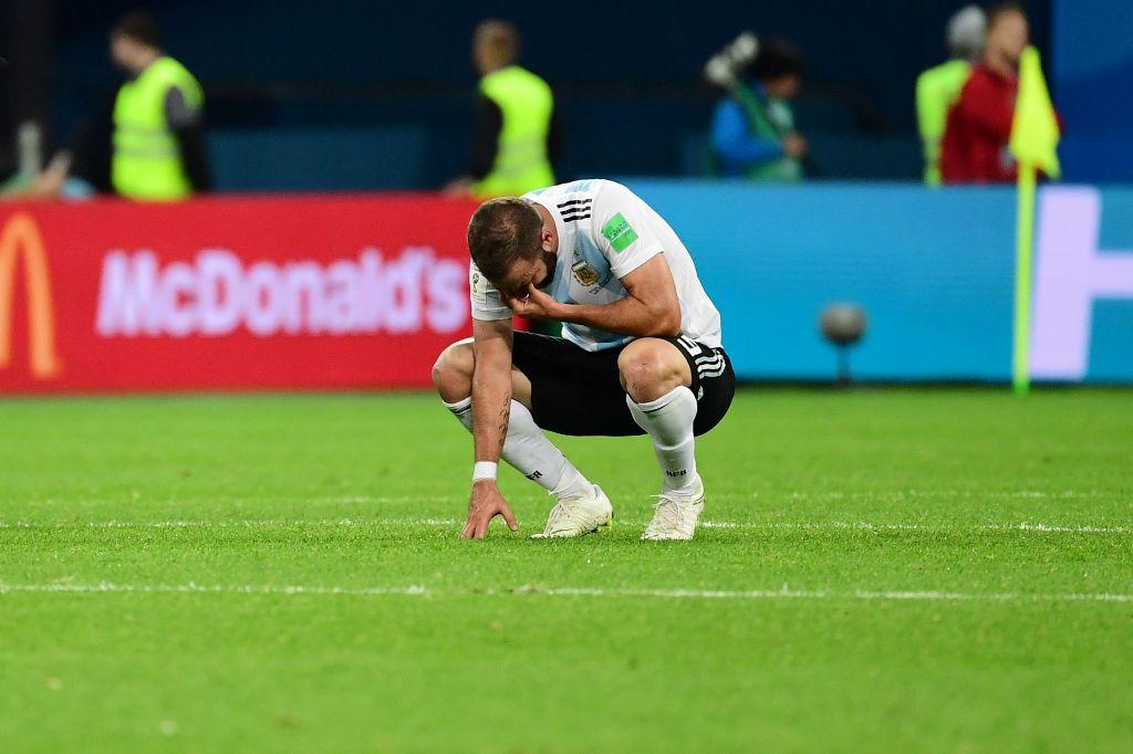 Higuain tak Dipanggil Timnas Argentina