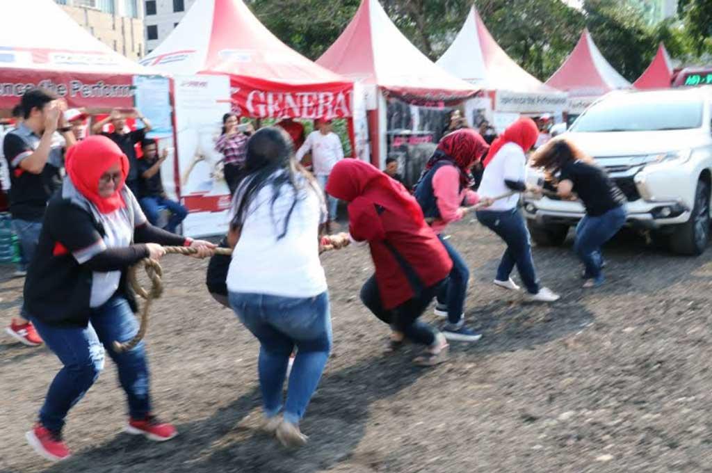 Kemeriahan HUT Ketiga Indonesia Automotive Society
