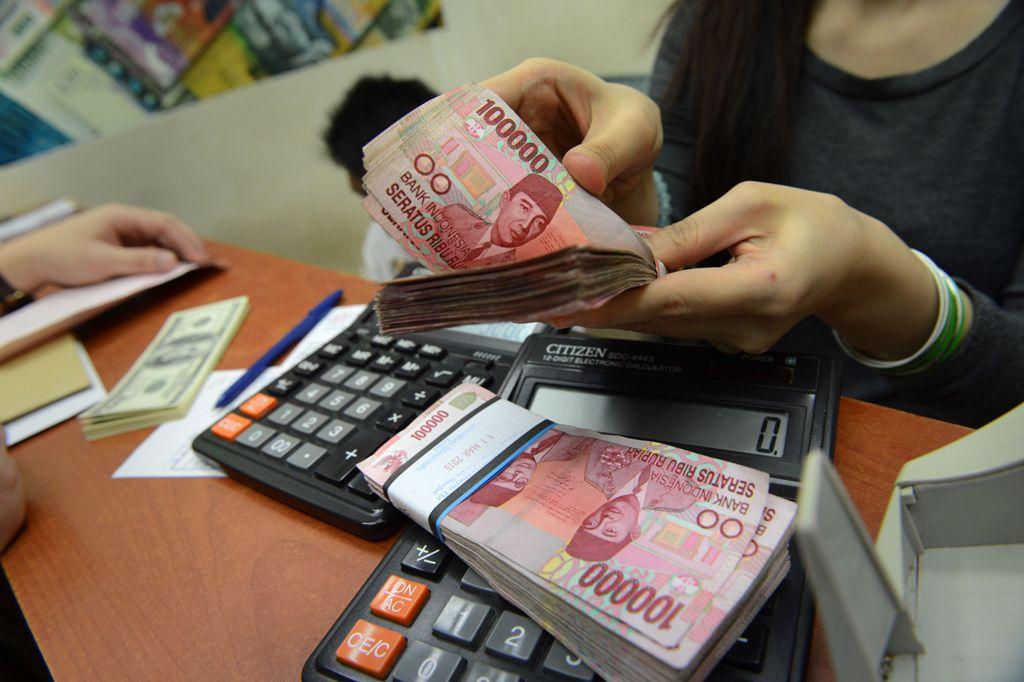 Rupiah Pagi Melesat ke Rp15.087/USD