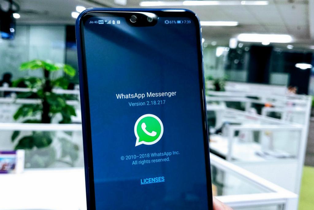 WhatsApp Jajal Kemampuan Baru, Apa Itu?