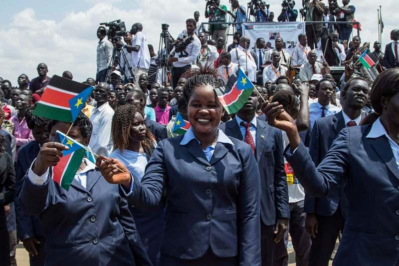 Sudan Selatan Sambut Kesepakatan Perdamaian Baru