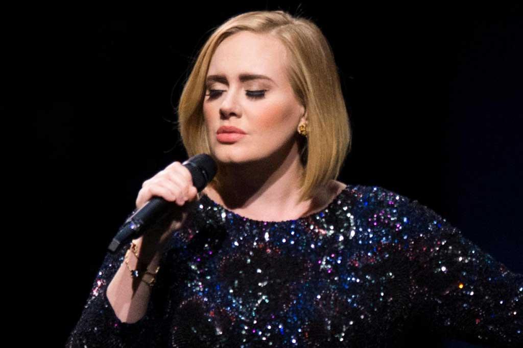 Adele, Selebritas Terkaya di Inggris