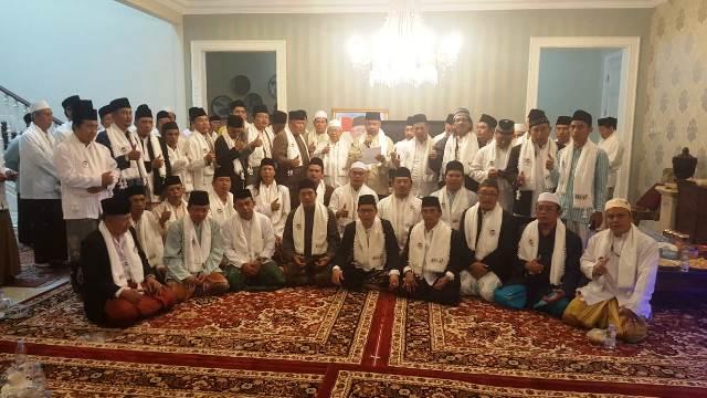 Ulama Jaksel Deklarasi Dukung Jokowi-Ma`ruf