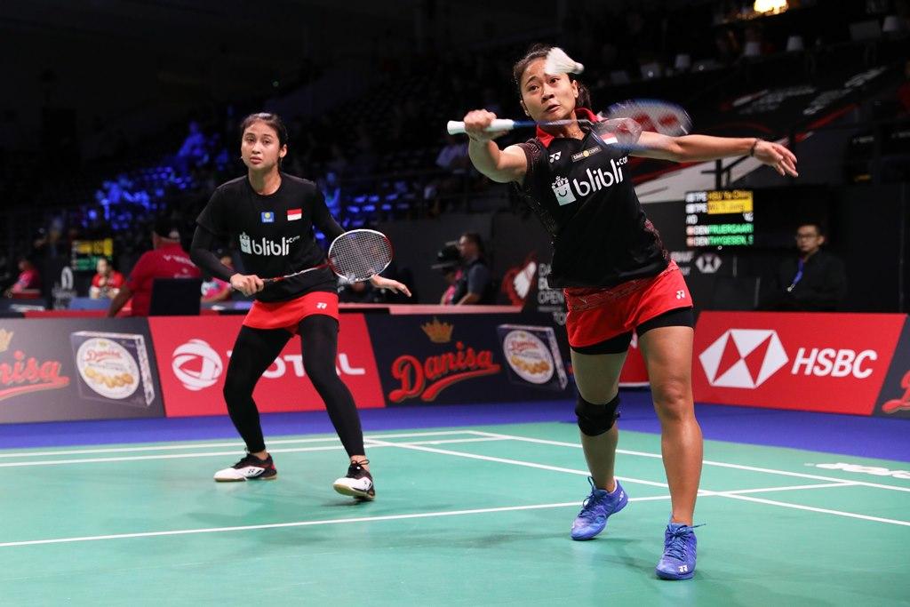 Tekuk Wakil Tiongkok, Ketut/Rizki Melaju ke Semifinal