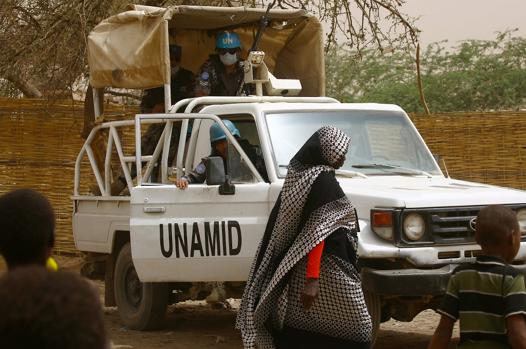 Enam Pengungsi Sudan Tewas dalam Pembagian Makanan