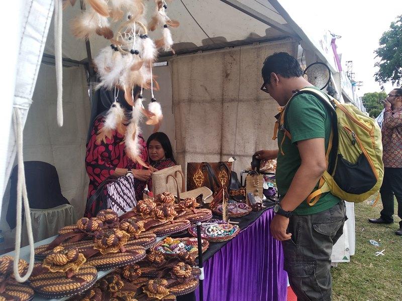 Kemenperin Buka Wisata 3in1 dan Pasar Kreatif di Sidoarjo